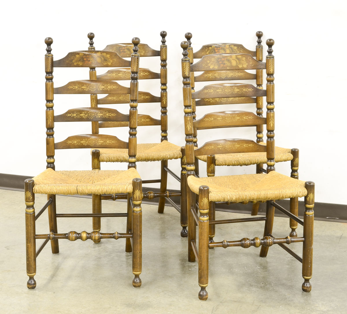 Examples Of Hitchcock Furniture At Nest Egg Auctions