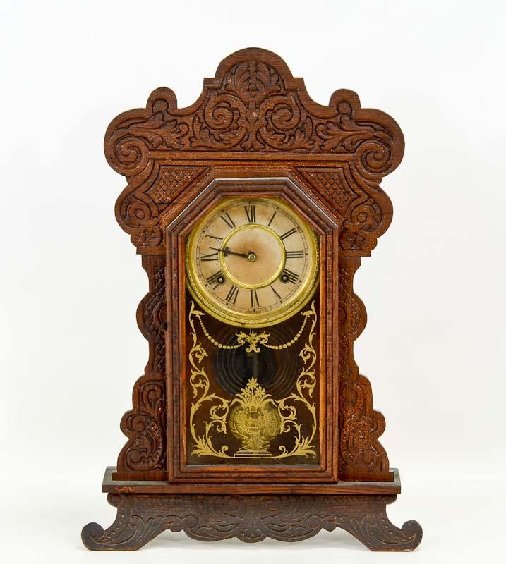 Antique Clocks At Nest Egg Auctions